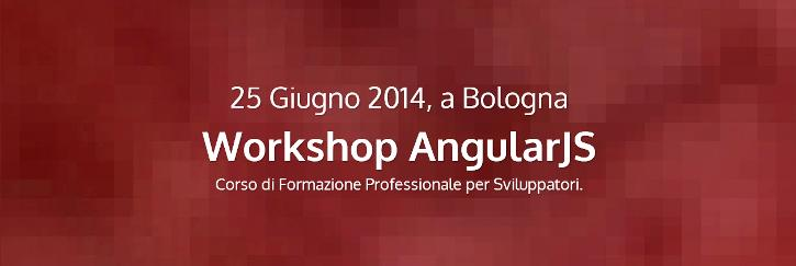 Workshop AngularJS