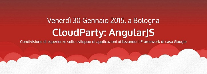 CloudParty 2015 AngularJS